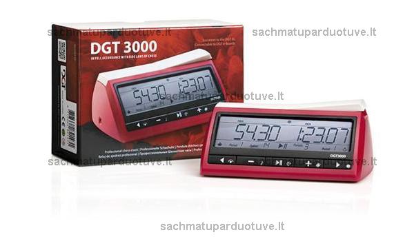 Laikrodis DGT 3000
