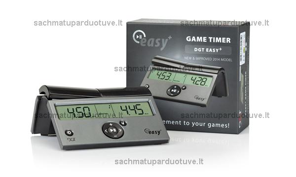 Laikrodis DGT Easy +