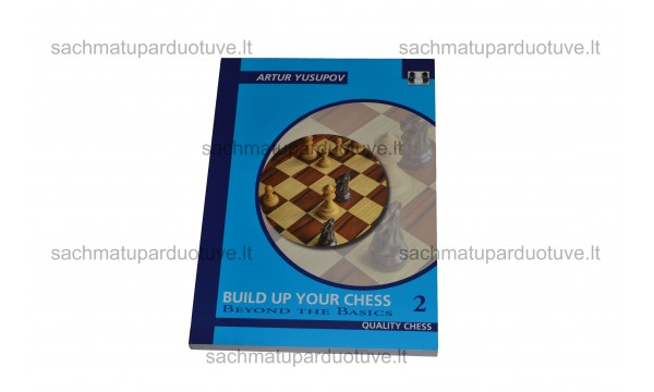 Build up Your Chess (2). Beyond the Basics