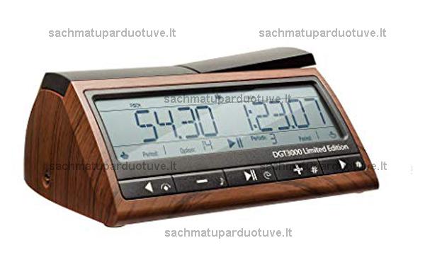 Laikrodis DGT 3000 - riboto leidimo