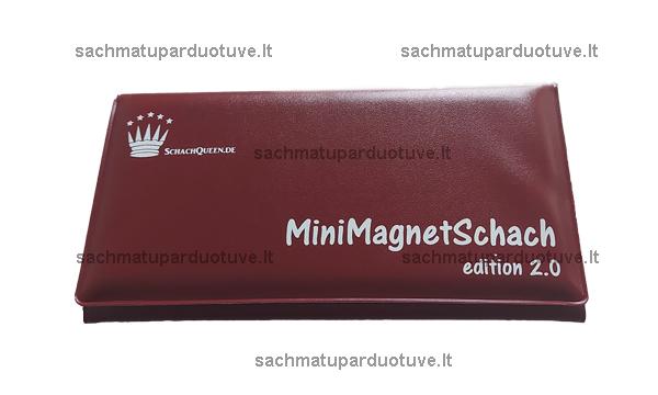 Magnetiniai šachmatai (mini)