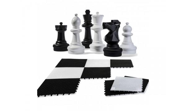 Lauko šachmatų lenta (surenkama)